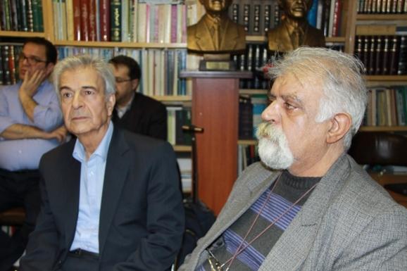 جمشید کیانفر، دکتر اصغر دادبه