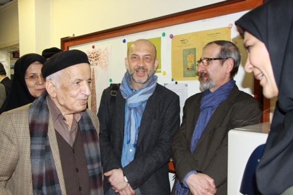 عمادالدین شیخالحکمایی، دکتر کریستف ورنر، دکتر مهدی محقق