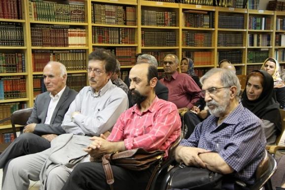 دکتر سیدعلی موسوی گرمارودی، فرهاد طاهری، دکتر علیاشرف مجتهد شبستری، دکتر سیدجلال حسینی بدخشانی