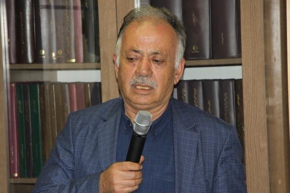 توران کوچ - شاعر و پژوهشگر اهل ترکیه
