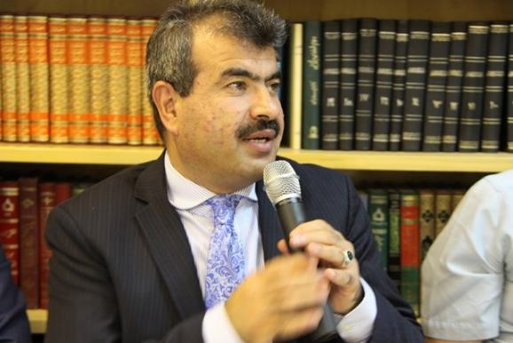 عبدالغفور لیوال (سفیر کشور افغانستان در ایران)