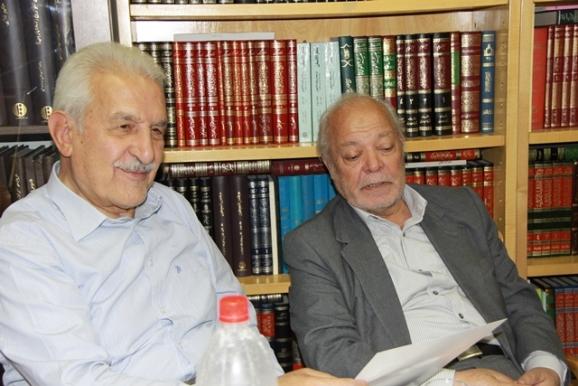 دکتر حسن امینلو، احمد اشرفیزاده