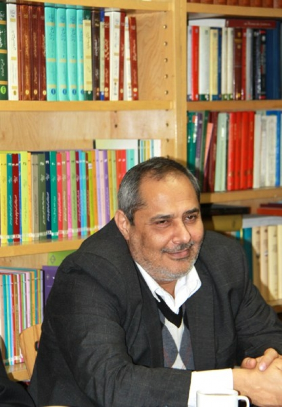 مهرداد رخشنده - معاون اداره کل فرهنگی آسیا و اقیانوسیه سازمان فرهنگ و ارتباطات اسلامی