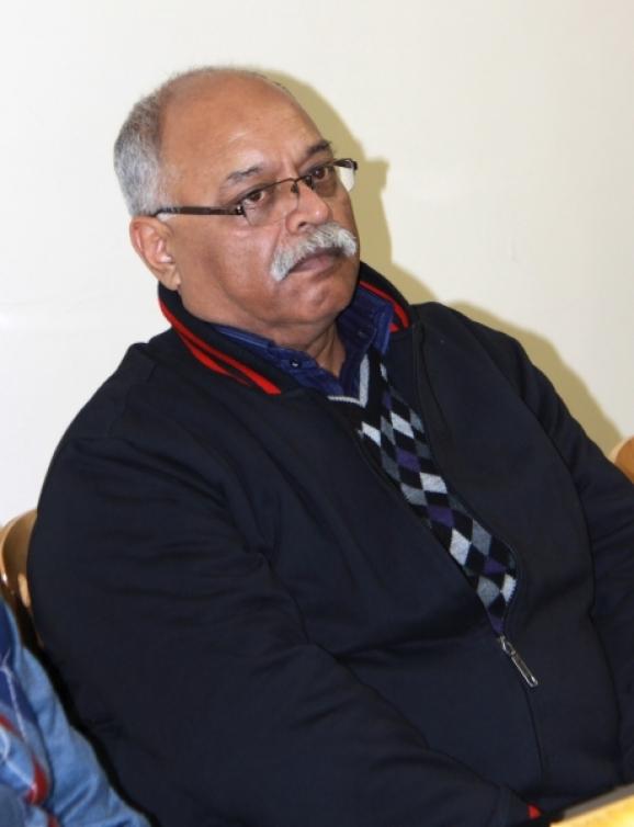 دکتر آبهای کومار سینگ، رئیس مرکز مطالعات ایران و هند دانشگاه روهیلکند