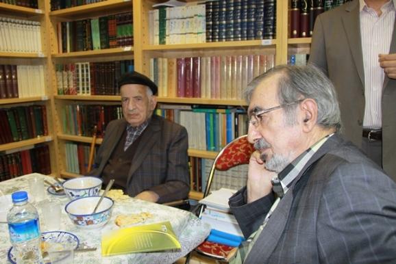 دکتر سیدعلی موسوی گرمارودی، دکتر مهدی محقق