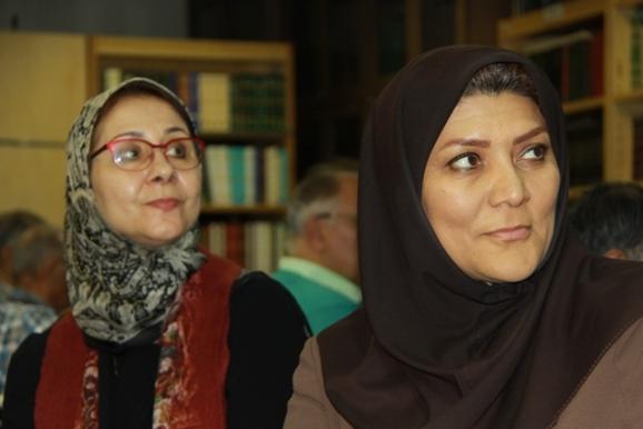 دکتر فریبا افکاری، دکتر ماندانا برکشلی (استاد دانشگاه فرهنگ و تمدن مالزی)