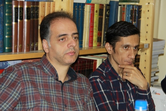 علی صفری آققلعه، محمود خانی