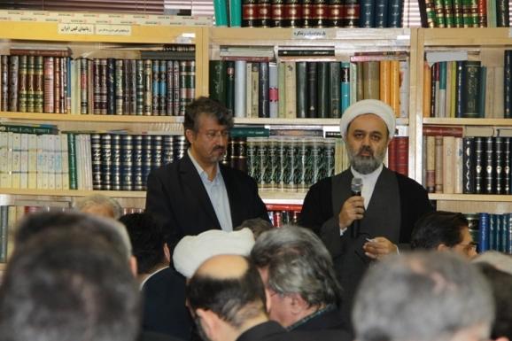 حمید شهریاری، مدیر مرکز تحقیقات کامپیوتری علوم اسلامی (نور)
