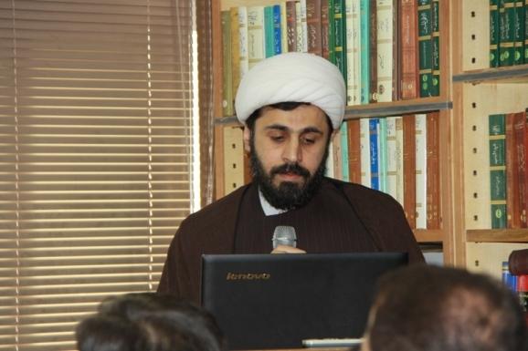 اکبر راشدی نیا -  مسوول بخش ورود اطلاعات معاونت پژوهشی مرکز نور