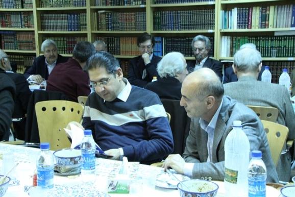 محمدحسین ساکت، محمد باهر