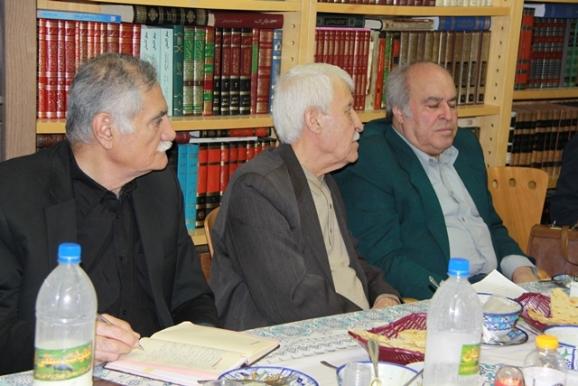 احمد ناهید، دکتر توفیق سبحانی، اسفندیار معتمدی