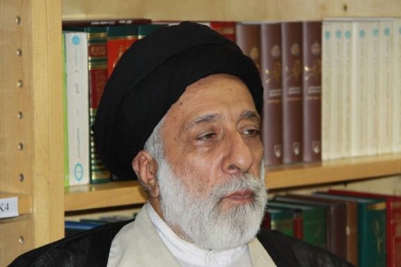 آیت الله سید هادی خامنه ای - رئیس پژوهشکده تاریخ اسلام