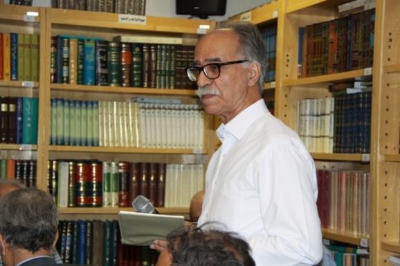 محمود عابدی - استاد دانشگاه خوارزمی