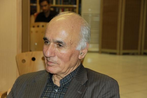 سید جلال حسینی بدخشانی - استاد مؤسسۀ مطالعات اسماعیلیۀ لندن