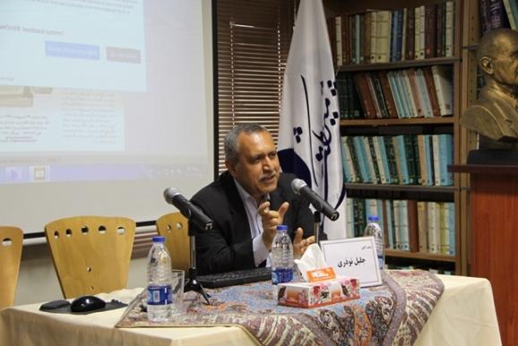 جلیل نوذری- خوزستان پژوه