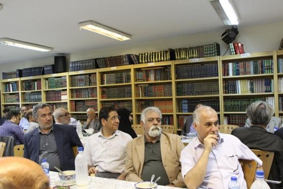 از راست: جمشید کیانفر، محمد باهر، علیاصغر پورعزت و علی صفری آق قلعه