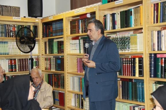 علیاصغر پورعزت، رئیس کتابخانه مرکزی و مرکز اسناد و تأمین منابع علمی دانشگاه تهران