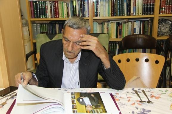 عبدالله مسعودی آرانی
