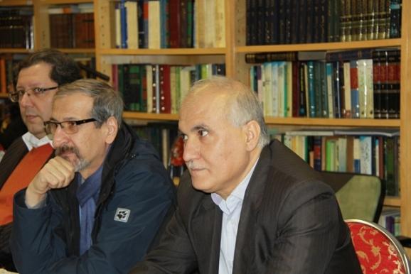 دکتر عسکر بهرامی، عمادالدین شیخالحکمایی،  هومن یوسفدهی