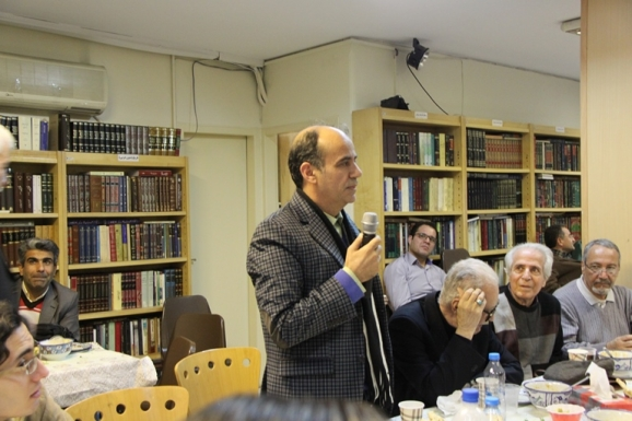 محسن ذاکرالحسینی - پژوهشگر