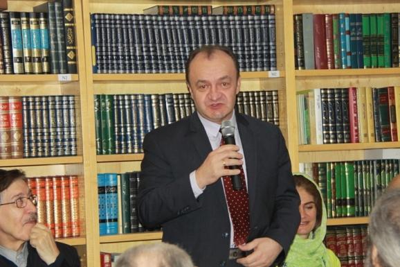 یانوش کوواچ- سفیر محترم مجارستان