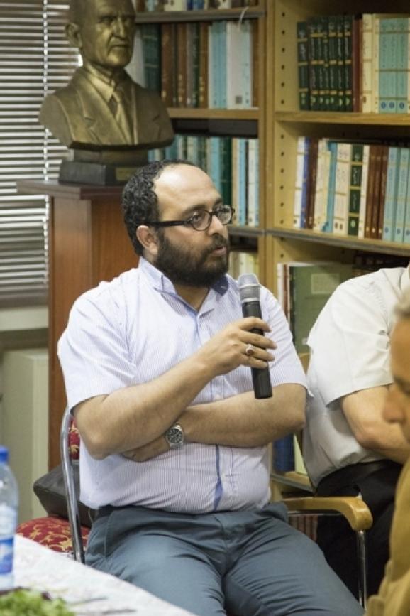 فرید مدرسی - روزنامه نگار