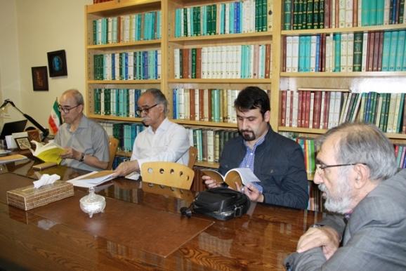 دکتر سیدعلی موسوی گرمارودی، دکتر سیدمحمد عمادی حائری، دکتر محمود عابدی، دکتر علیاشرف صادقی