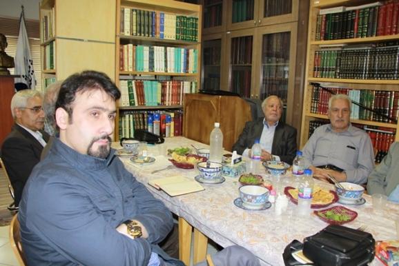 احمد اشرفیزاده، دکتر حسن امینلو، دکتر منصور صفتگل، دکتر سیدمحمد عمادی حائری