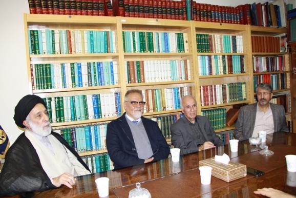 دکتر اکبر ایرانی، دکتر سید جلال حسینی بدخشانی، دکتر علی میرخانی، حجتالاسلام سیدهادی خامنهای