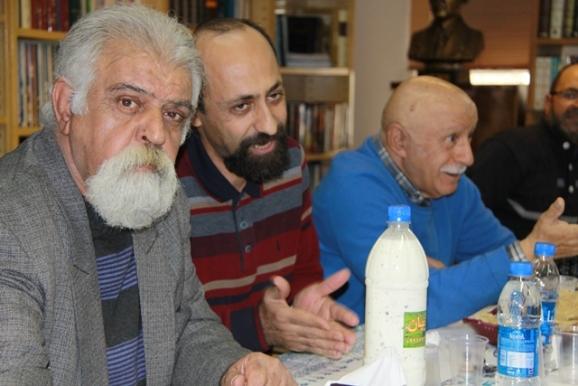 دکتر محمد باقری، فرهاد طاهری، جمشید کیانفر