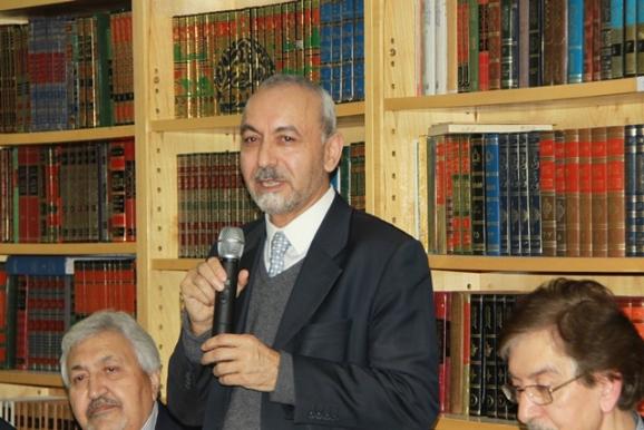 دکتر عبدالحق امیری (از مقامات سازمان ملل)