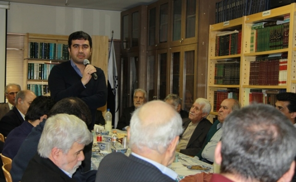 مسعود طاهری (مستندساز)
