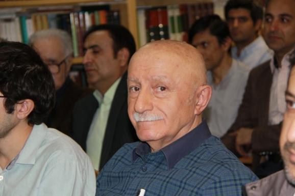 محمد باقری - سردبیر مجلۀ میراث علمی اسلام و ایران