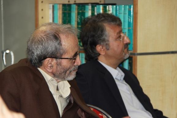دکتر اکبر ایرانی ، دکتر نجفقلی حبیبی