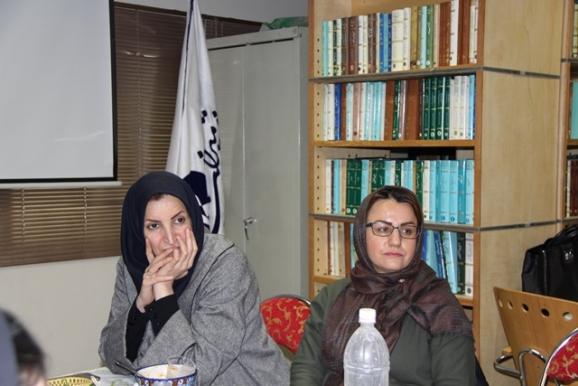 عذرا محمدی- مژده محمدی
